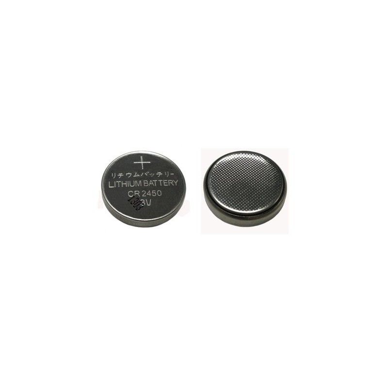 Pile bouton cr2450 3v pieces electro - Pile cr2450 3v ...